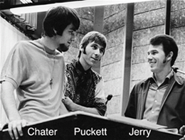 Chater, Puckett, and Jerry